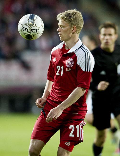2013 Kasper Kusk debut