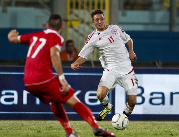 2013 Rasmus Falk mod Malta