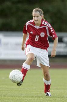 Mette V. Jensen