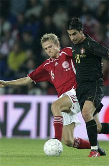 Rasmus Würtz mod Portugal august 2006