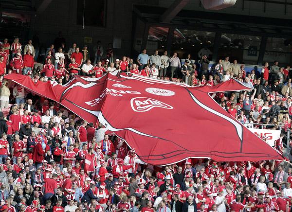 TIFO - Danmark - Sverige 2007 - trøje